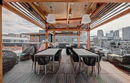 Rooftop Social Area