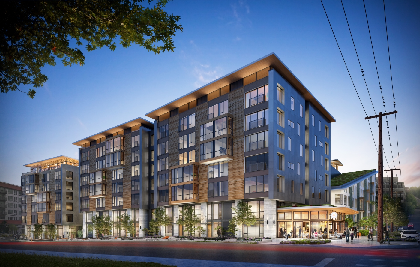 seattle architects win awards for multifamily housing projects